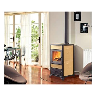 Caldaia a legna INNOFIRE Aqua beige 11 W