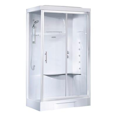 Cabina doccia CAYENNE 70 x 100 cm