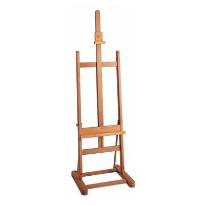 Cavalletto in legno marrone 550 mmx 52 cm