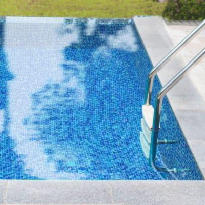 Mosaico Campione Blu Cotton 20 H 0.4 x L 9 cm