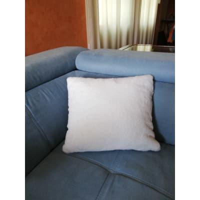 Cuscino Gatto bianco 43x43 cm