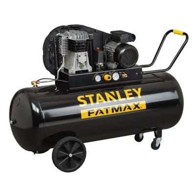 Compressore a cinghia STANLEY FATMAX B 350/10/200 , 3 hp, 10 bar, 200 L