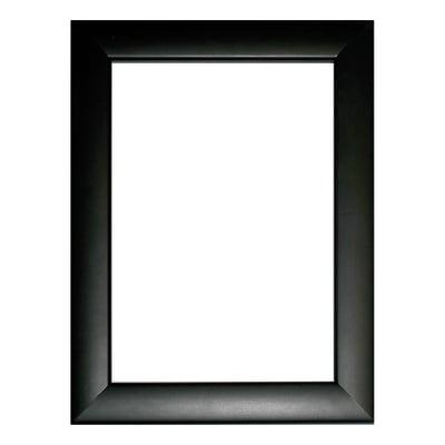 Cornice INSPIRE Bomber nero per foto da 18X24 cm