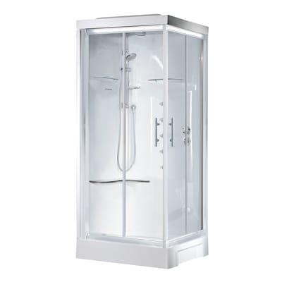 Sauna finlandese   L  X P  X H 225.5 cm