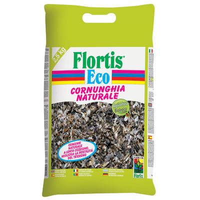 Concime granulare FLORTIS Eco Cornunghia 2,5 Kg