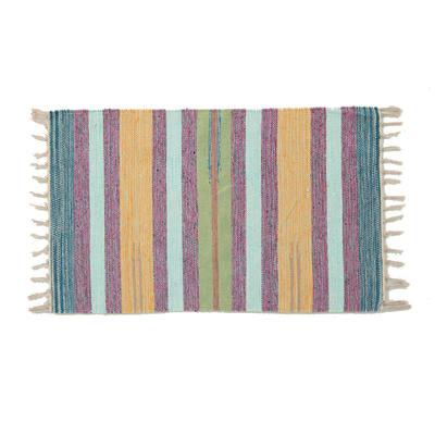 Tappeto Larya armin colori assortiti 80x50 cm