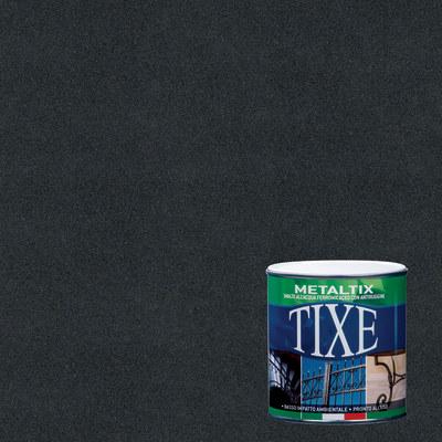 Smalto antiruggine TIXE Metaltix antracite 0.5 L