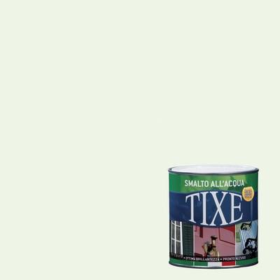 Smalto TIXE base acqua bianco fosforescente 0,125 L