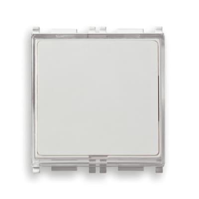 Pulsante VIMAR Plana 10 A bianco