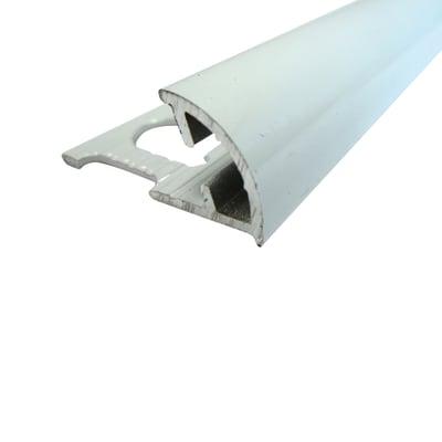 Profilo angolare esterno Projolly alluminio 0.8 x 270 cm