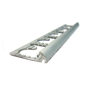 Profilo angolare esterno Projolly alluminio 0.4 x 270 cm
