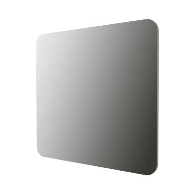 Specchio adesivo bagno sagomato Compact L 100 x H 90 cm