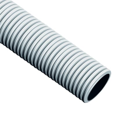 Cavidotto Ø 40 mm L 25 m Grigio / argento