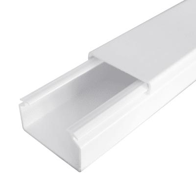 Canalina   2.5 X 200 X 1.8 cm bianco