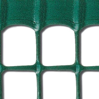 Rete plastica Quadra 20, L 3 x H 0.5 m