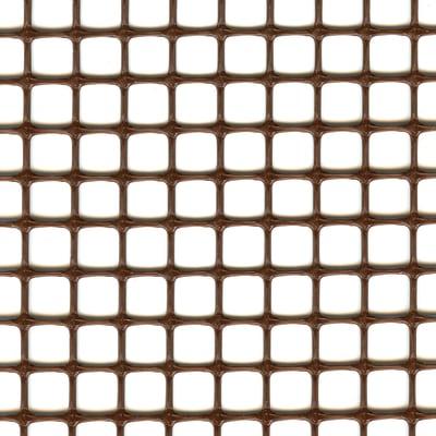Rete plastica QUADRA 10, L 3 x H 1 m