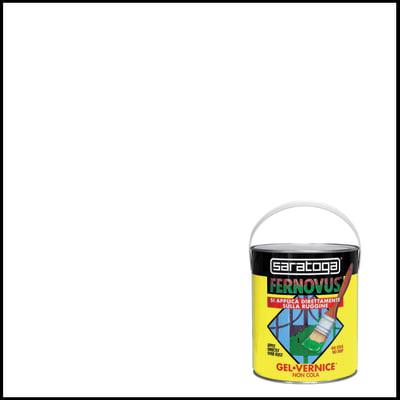 Smalto antiruggine SARATOGA Fernovus bianco 2.5 L