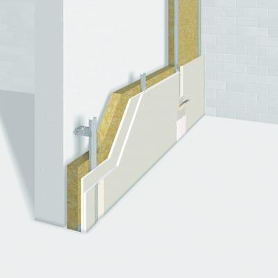 Montante 0.12 m Ø 30 mm