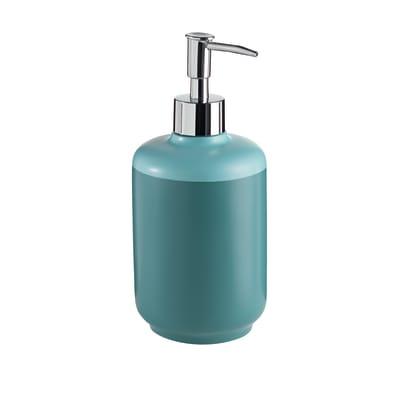 Dispenser sapone Basic azzurro