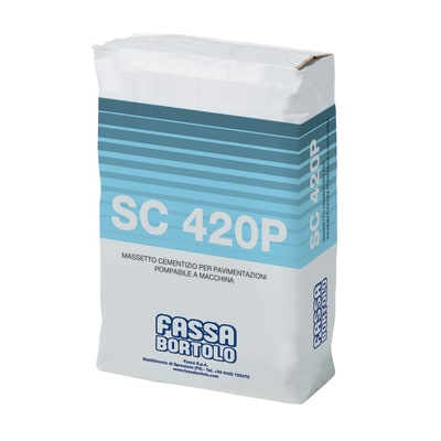 Massetto FASSA BORTOLO SC420 25 kg
