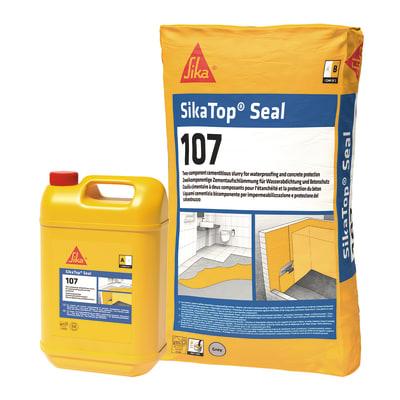 Impermeabilizzante SIKA TopSeal107 31.25 kg