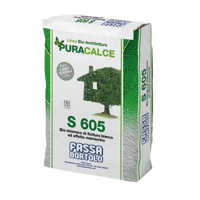 Intonaco FASSA BORTOLO Puracalce S 605 25 kg