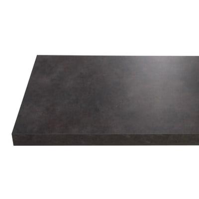 Top per lavabo SENSEA Remix L 150 x P 49 x H 3.8 cm opaco