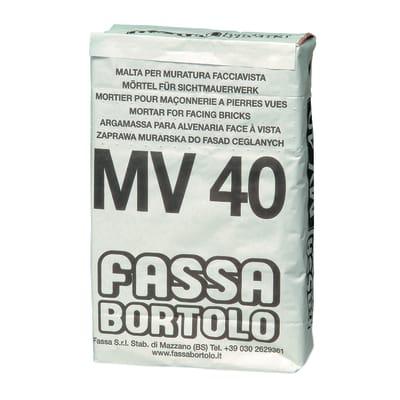 Malta FASSA BORTOLO Faccia a vista 25 kg