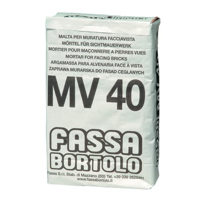 Malta FASSA BORTOLO MV40 25 kg