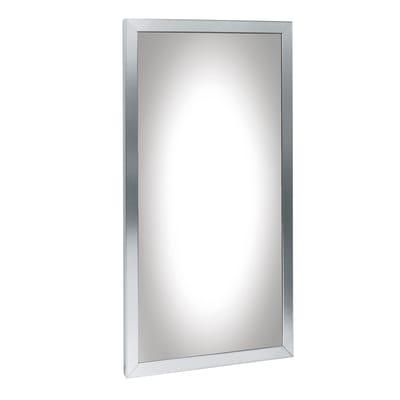 Specchio Bagno 80.Specchio Con Cornice Bagno Rettangolare Special L 80 X H 60 Cm Prezzo Online Leroy Merlin