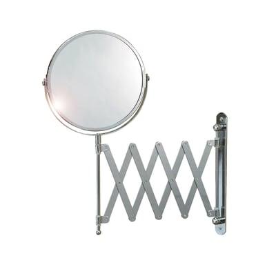 Specchio ingranditore tondo Round L 19 x H 38 cm Ø 17 cm