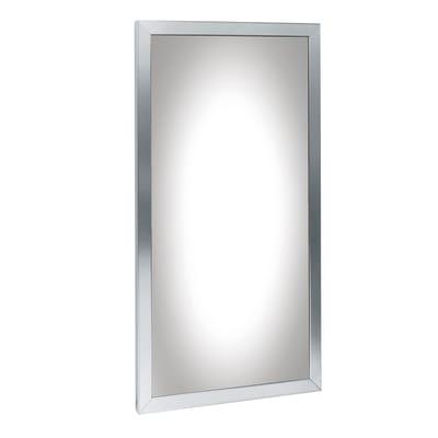 Specchio con cornice bagno rettangolare Special L 50 x H 90 cm