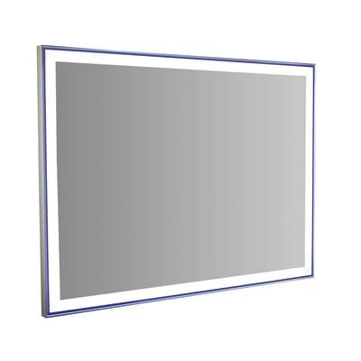 Specchio Bagno 60 X 60.Specchio Con Illuminazione Integrata Bagno Rettangolare Quadra Led