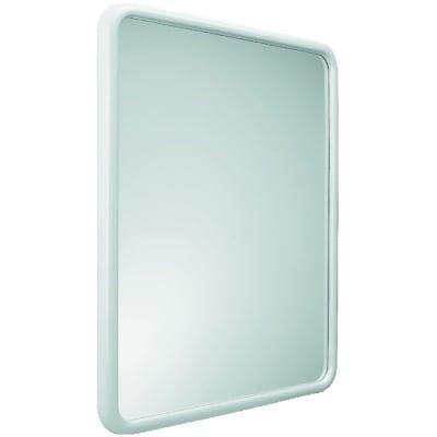 Specchio con cornice bagno rettangolare LINEA L 56 x H 68 cm