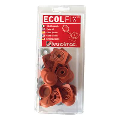 Vite di copertura TECNO IMAC Ecolfix 27 cm x 6 cm x 10 mm x Ø 6 cm