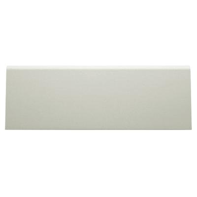 Battiscopa H 2.4 cm x L 2.4 m bianco