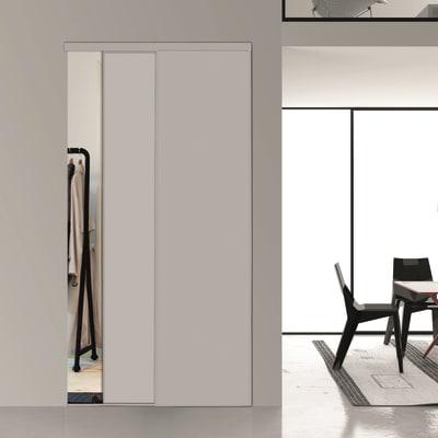 Ante scorrevoli Toledo in legno L 120 x H 270 cm