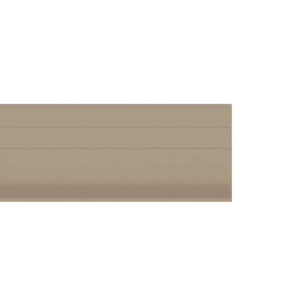 Battiscopa Basic H 7 cm x L 2 m rovere