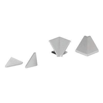 Alzatina pvc grigio L 300 x Sp 3 cm