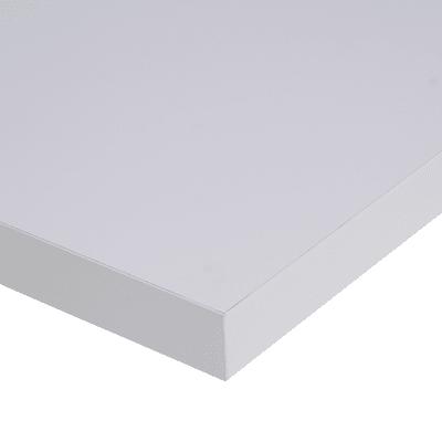 Piano di lavoro faggio L 208 x H 60 cm, spessore 2.8 cm