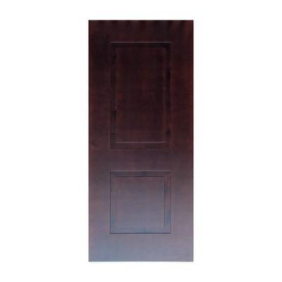 Pannello Per Porta Blindata Laccato Noce L 90 X H 210 Cm Sp
