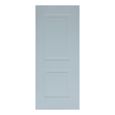 Pannello Per Porta Blindata Laccato Bianco L 90 X H 210 Cm