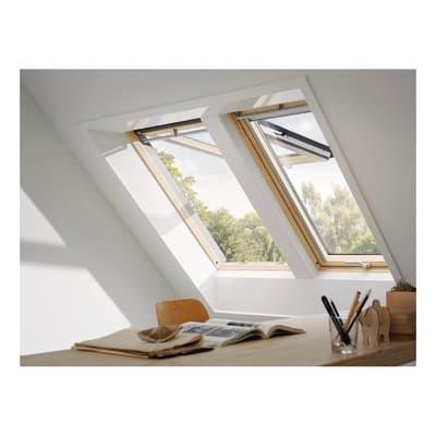 Finestra da tetto velux gpl uk04 3070 manuale l 134 x h 98 for Velux tetto in legno