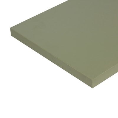 Pannello Melaminico truciolare L 100 x H 30 cm Sp 25 mm