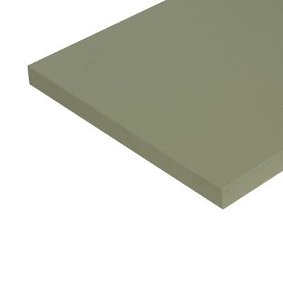 Ripiano melaminico ARTENS 100 x 60 cm Sp 25 mm , verde