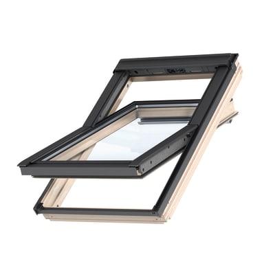 Finestra da tetto (faccia inclinata) VELUX GGL BK04 308621 elettrico L 47 x H 98 cm pino