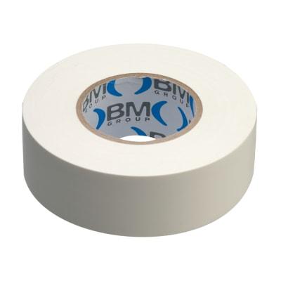Nastro isolante BM 25 x 25000 mm x sp 0,15 mm bianco