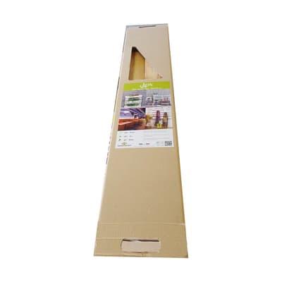 Pallet in legno grezzo 80 x 120 cm