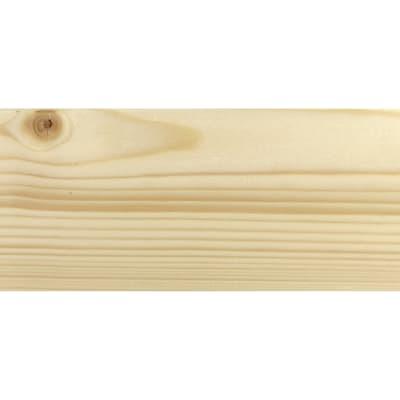 Coprifilo Beethoven in legno legno massello naturale L 2250 x P 10 x H 70 mm