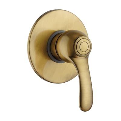 Rubinetto per doccia Puna bronzo bronzo SENSEA